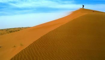 Il Deserto Di Mesr
