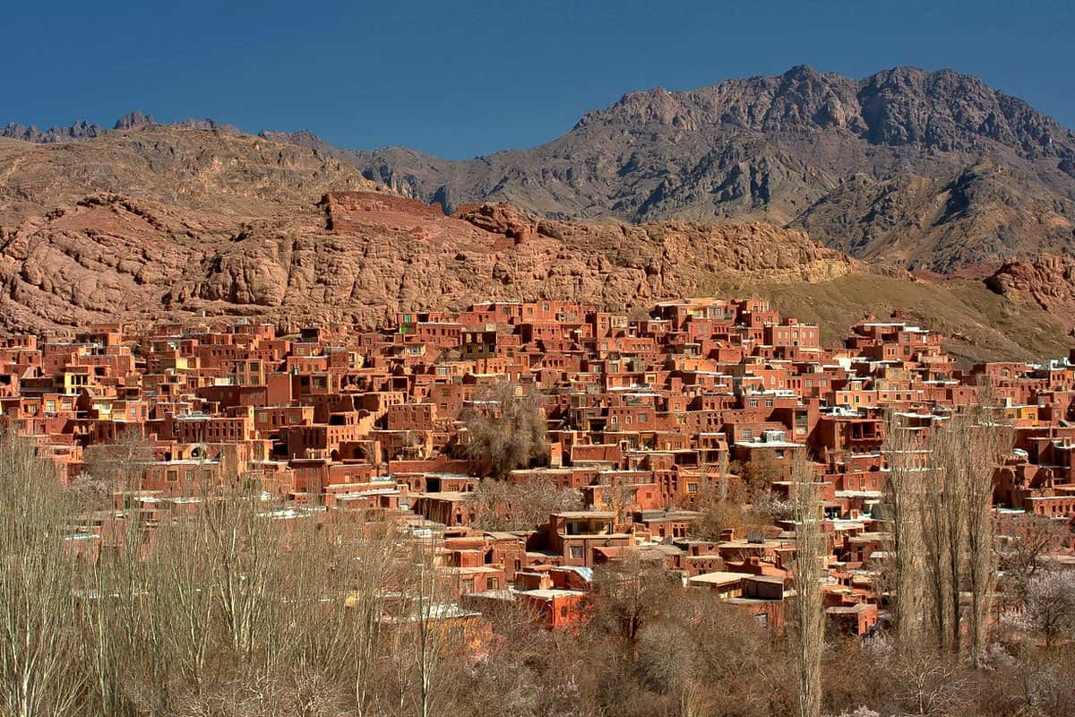 Iran - Abyaneh