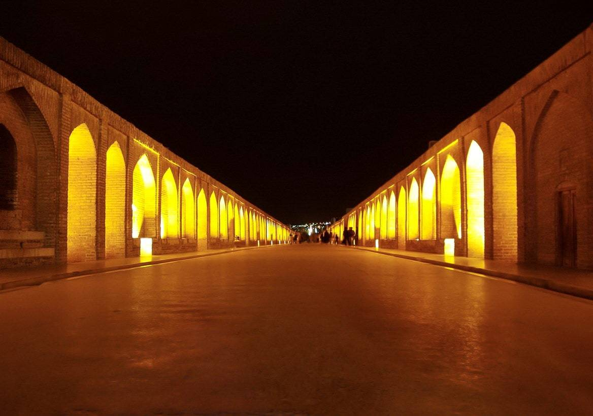 Esfahan-브리지 Si-O-Se Pol-브리지 33