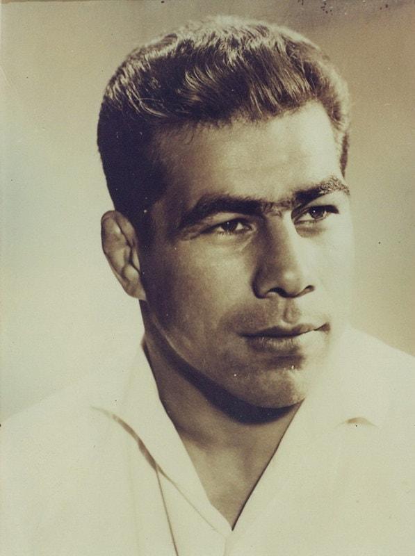 Gholām Rezā Takhti (1930-1958)