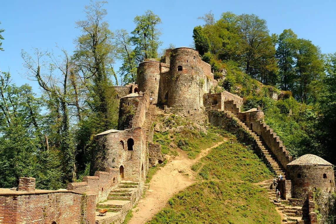 Gilan-Il Castello Di Rudkhan-E Shaft