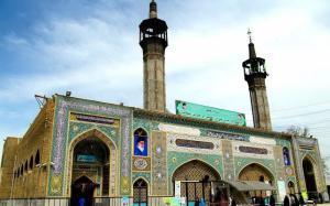 Il Santuario di Emamzade Yahya ebn-e Zayd
