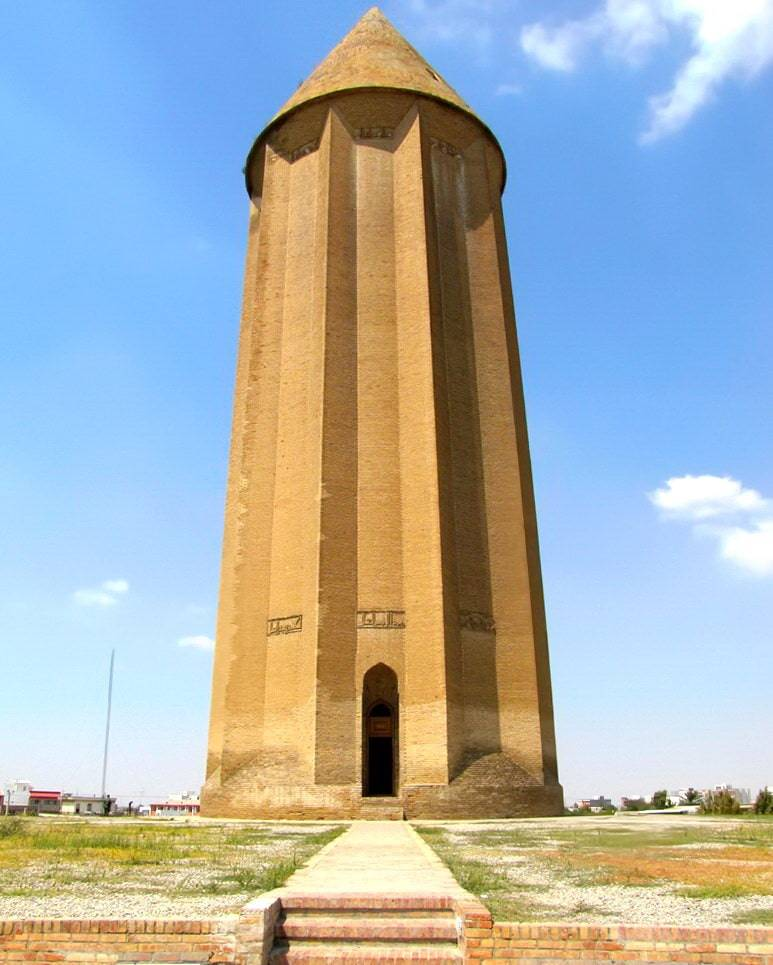 Golestan-The Tower of Gonbad-e Kavus