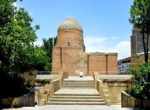 Il Mausoleo Di Ester E Moradkhay