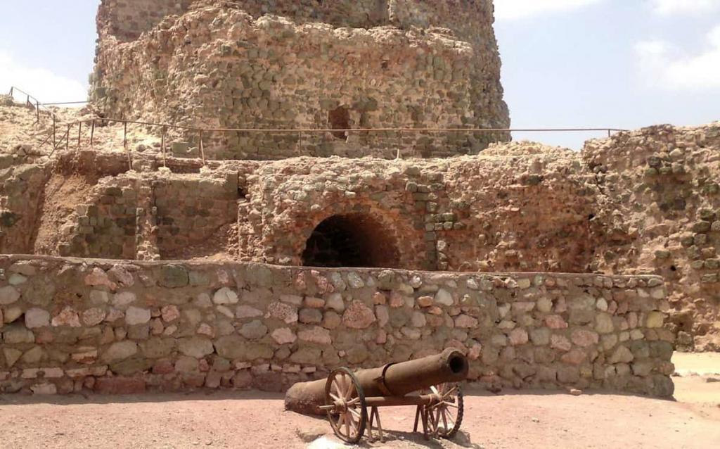 Il castello dei portoghesi