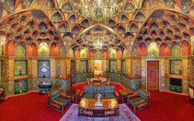 Հյուրանոցի Abbasi esfahan