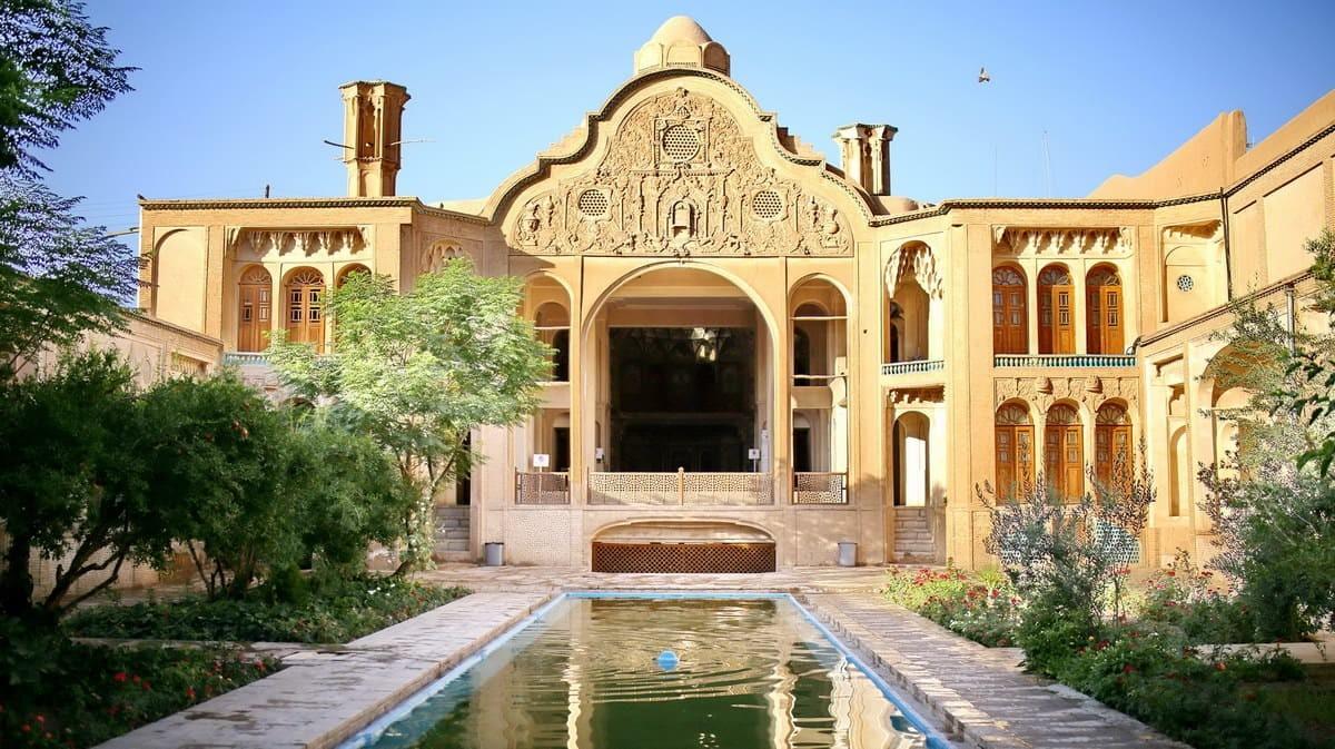 Kashan-Casa Borujerdi