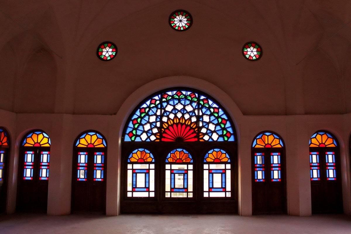 Kashan-Casa Dei Ameri