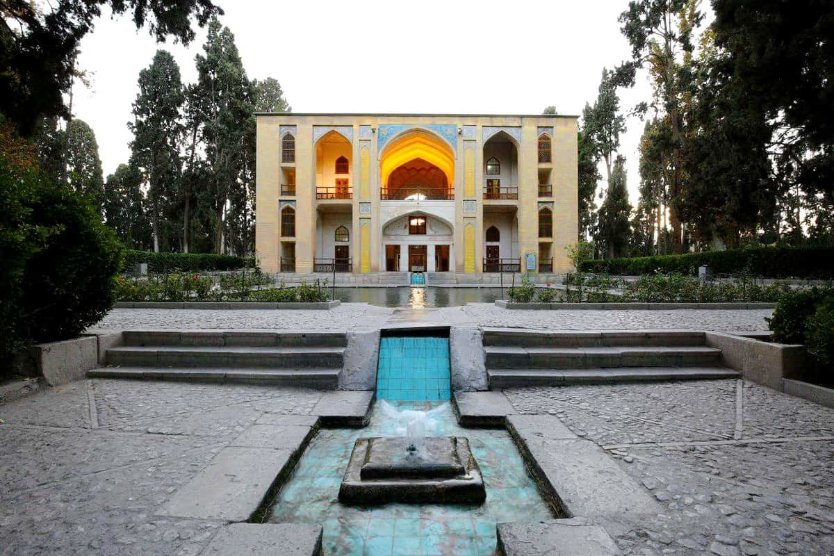Kashan-Giardino di Fin