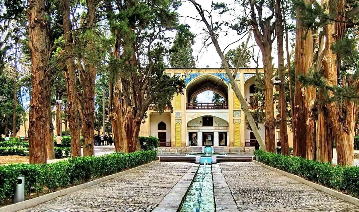 Kashan-Garden of Fin