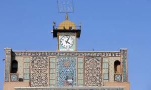 Moschea Jame'h (La grande Moschea)