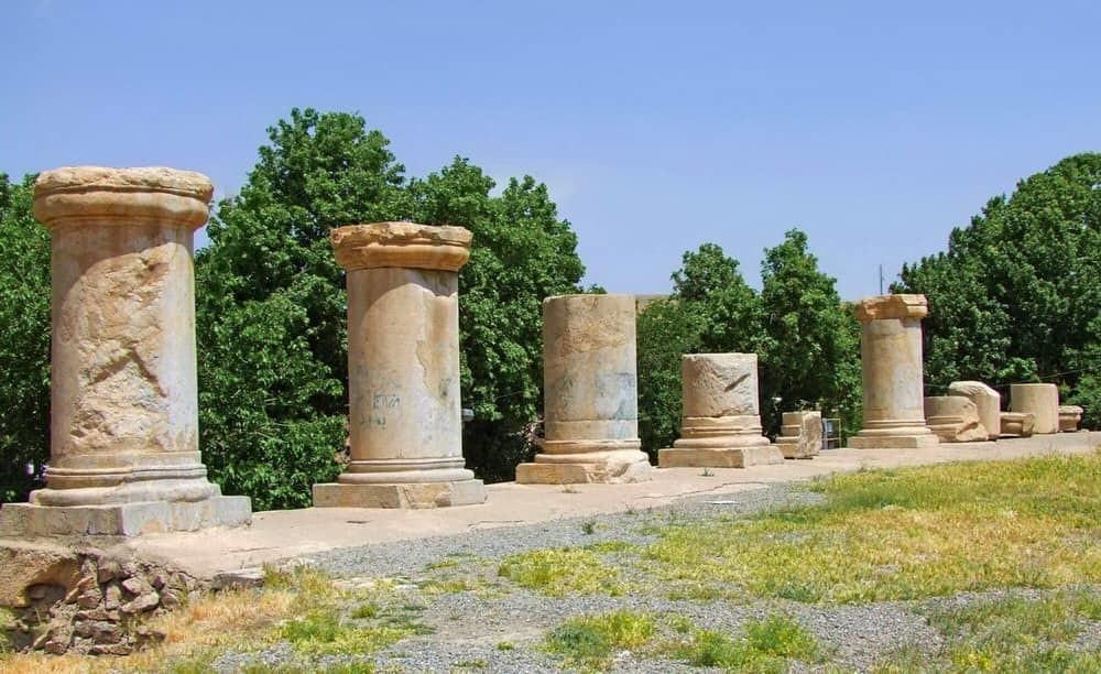 Il Tempio di Anahita