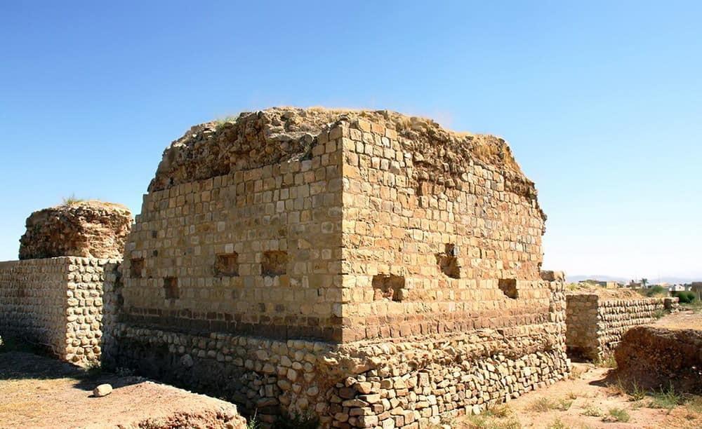 Il Tempio di Fuoco di Chahar Qapi