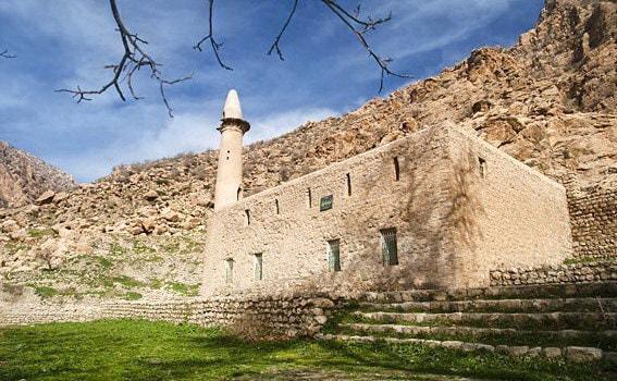 La Moschea di Abdollah ebn-e Omar