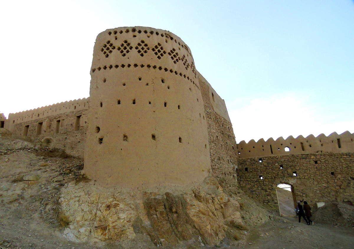 Khorasan Meridionale-Castello Furg