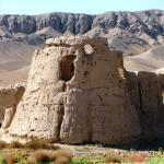 Khorasan Meridionale-Il Castello Di Nahbandan