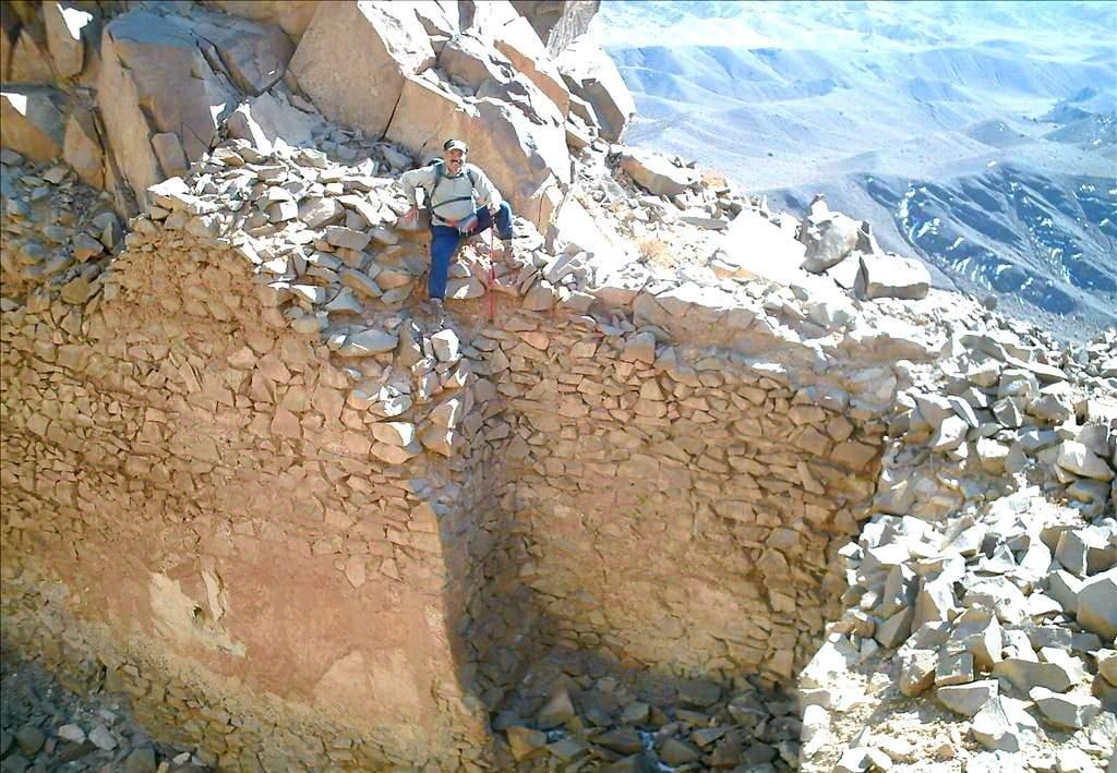 Khorasan Meridionale-Fortezza Rostam