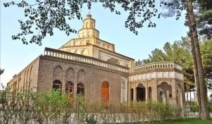 Palazzo Kolāh Farhangi