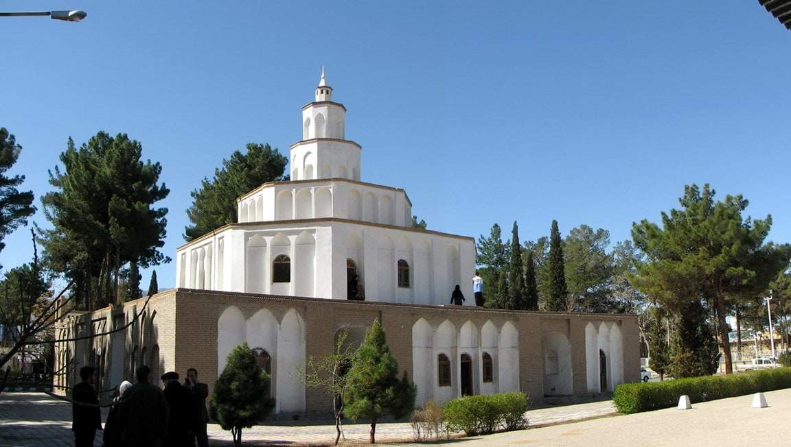 Khorasan Meridionale-Palazzo Kolah Farhangi