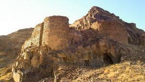 Antica fortezza Hassan Ābād
