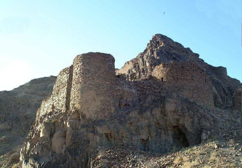 Հյուսիսային Խորասան - հին ամրոց Հասան Աբադը