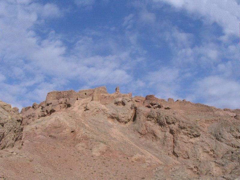 Northern Khorasan  - 古代の要塞ハッサンアバド
