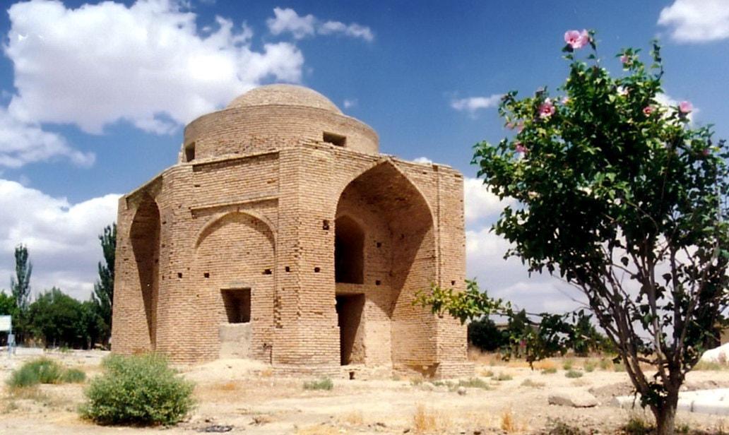 Khorasan Settentrionale-Mausoleo Teimouri