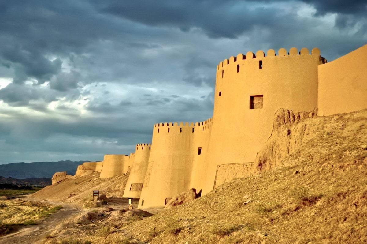 Khorasan Settentrionale-Antica città di Belqis