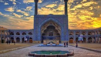 Moschea Jom'e (Moschea del Venerdì)