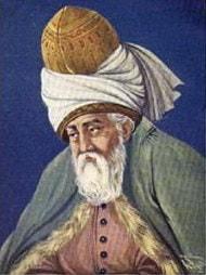 Rumi 1207 1273 Célébrités Iraniennes Et Célébrités Persans
