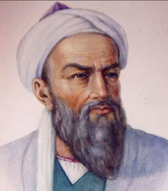 Abu Reyhan Biruni (973-1048)