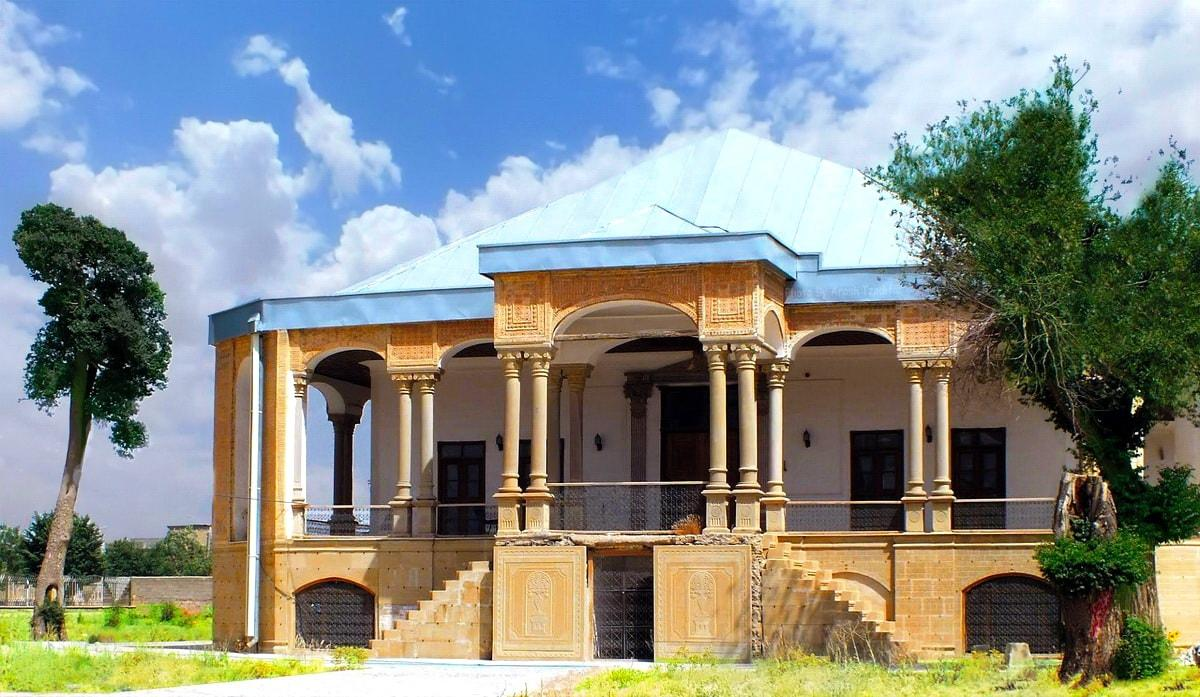 chahar mahal bakhtiari-Il Castello junqan