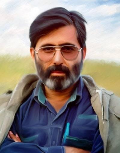 Seyed Morteza Āvini (1947-1993)
