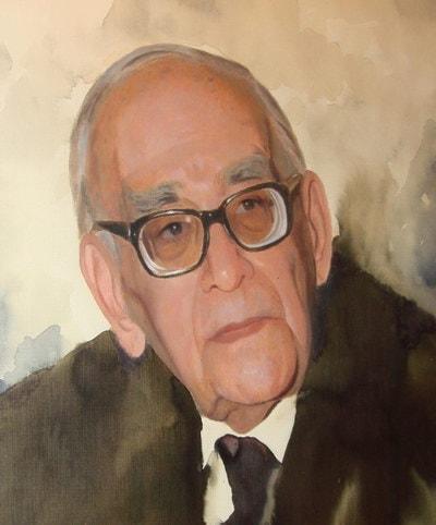 Mahmoud Hessābi (1903-1992)
