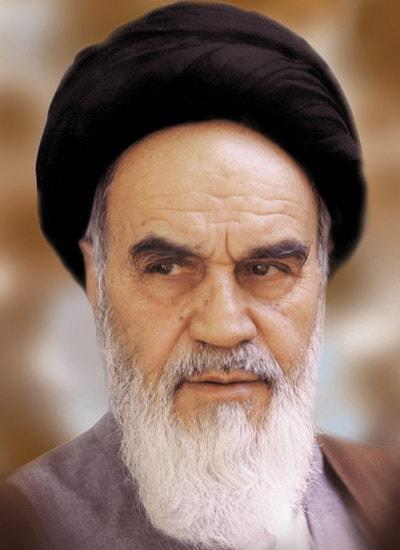 Seyed Ruhollah Musavi Khomeini (1902-1989)