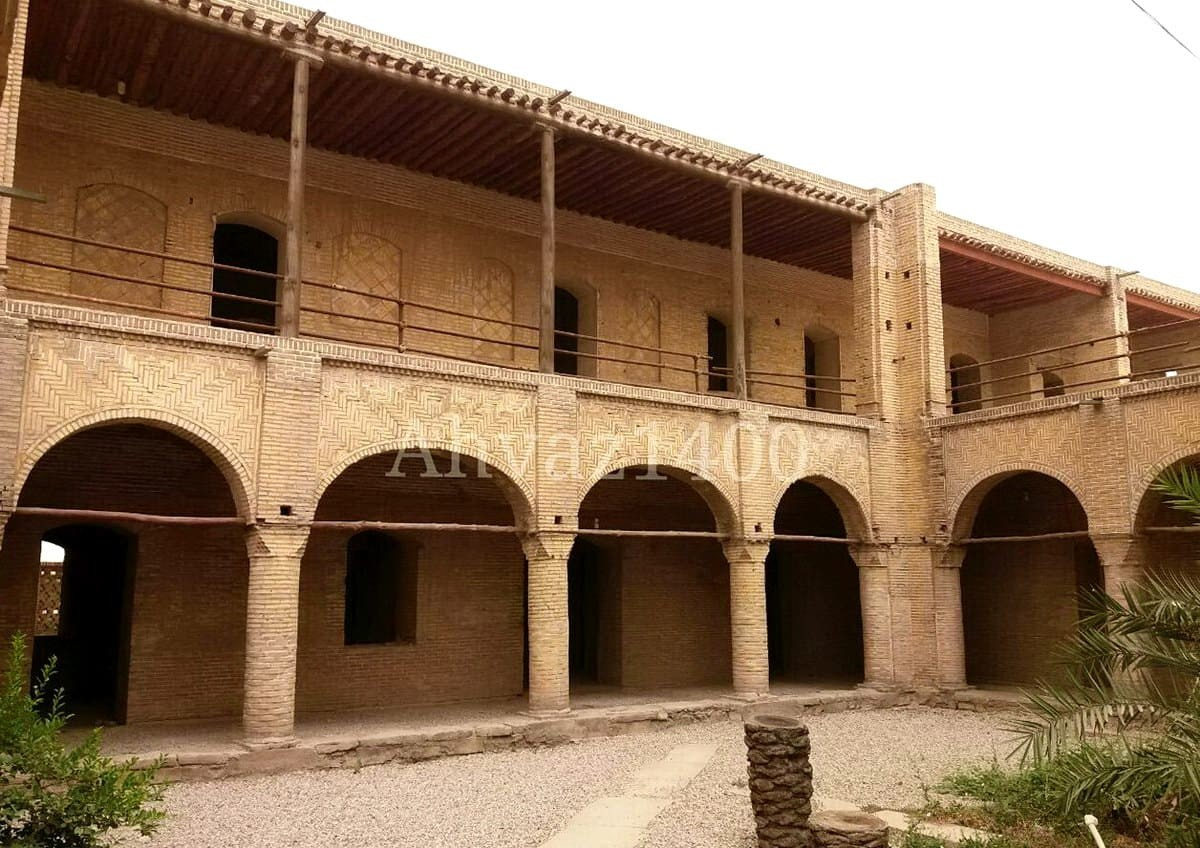 Khuzestan - The Caravanserai Of Moin Al Tojar
