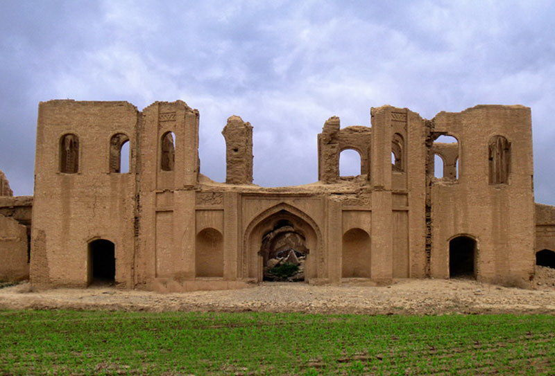 Khuzestan-Castello Amir Bahman Khān Samsam
