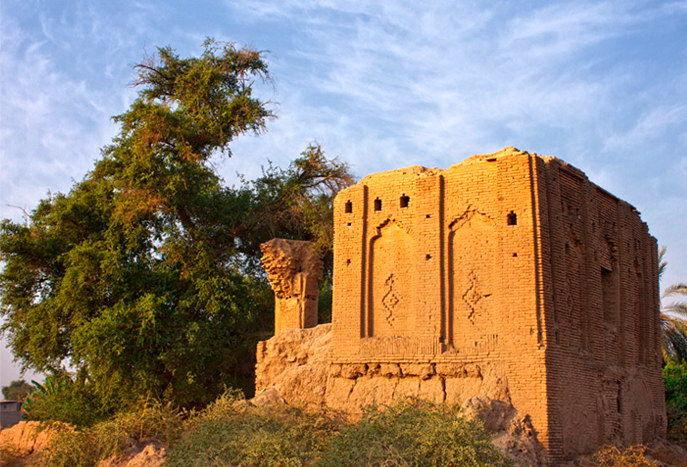 Khuzestan-Castello Mohammad Khān Mastufi