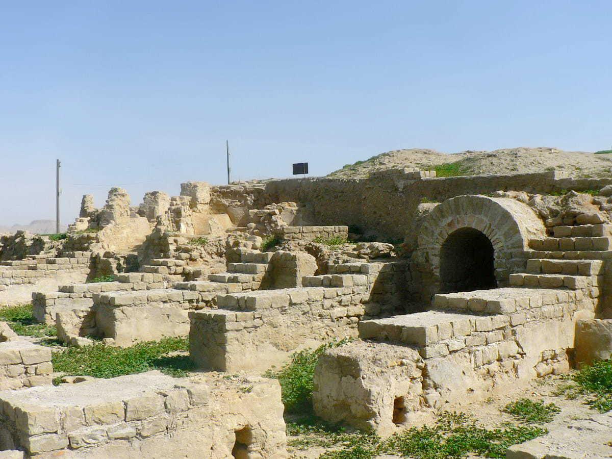 Khuzestan - castello Di Salasel