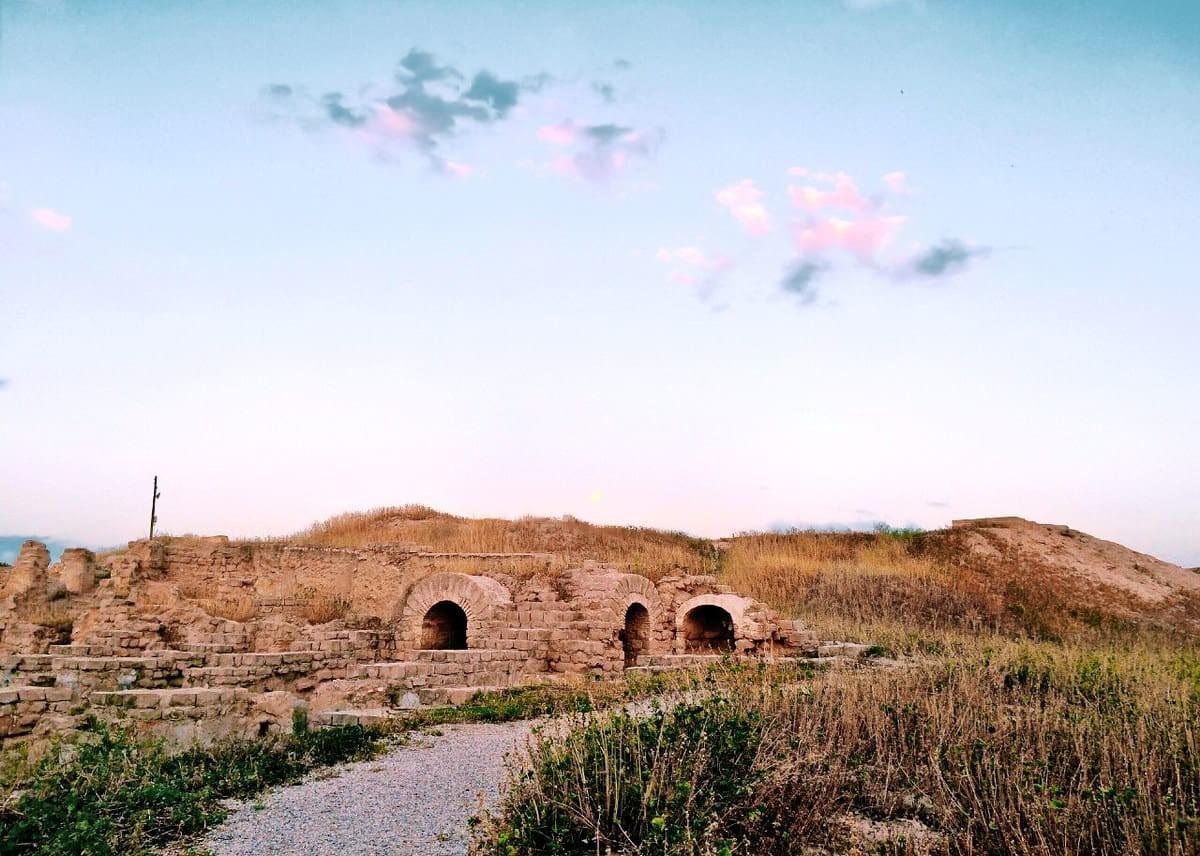 Khuzestan - Salasel castle