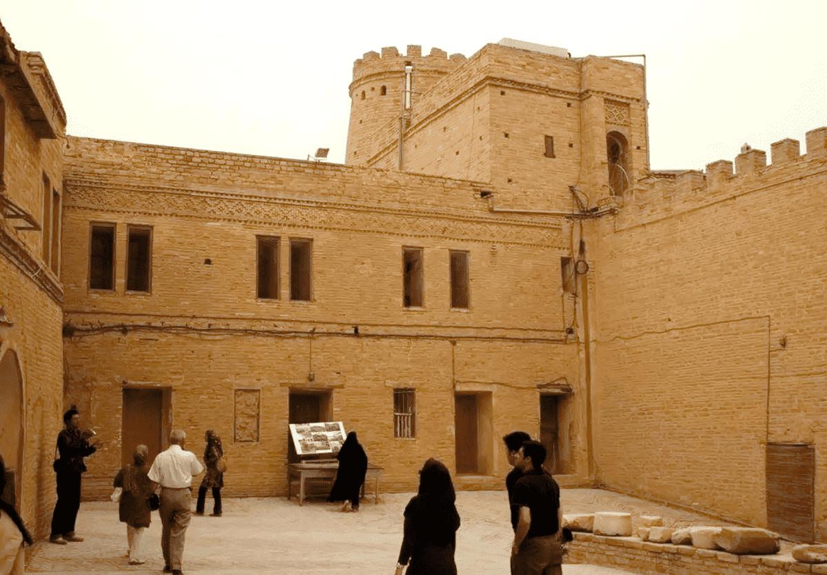 खुज़ेस्तान-शुश महल