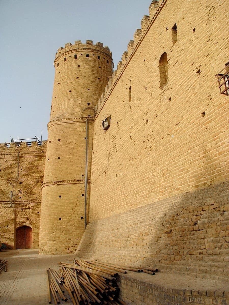 قلعة خوزستان شوش