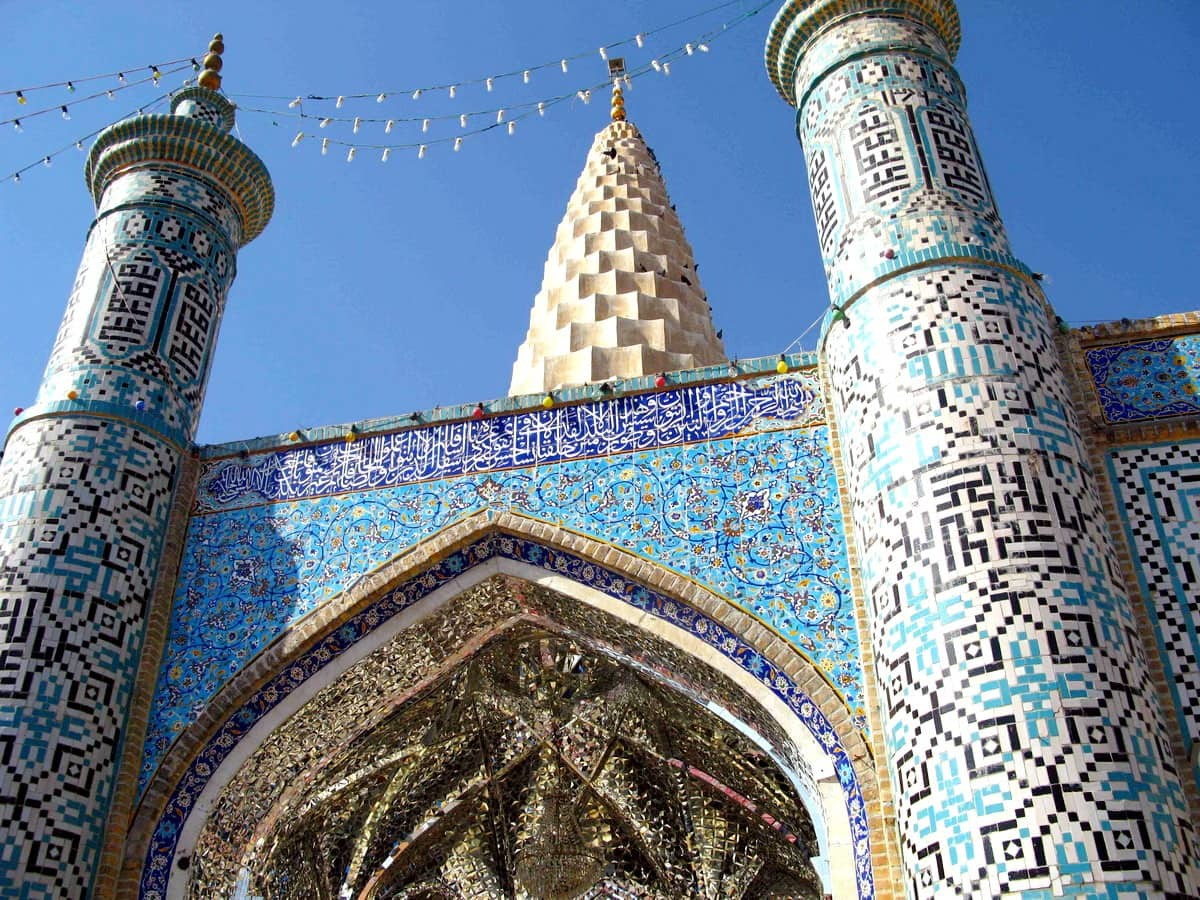 Profetens Mausoleum Daniel