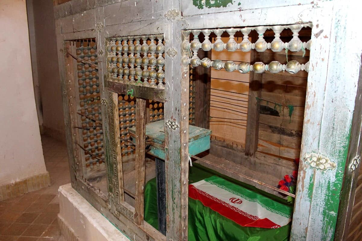 Khuzestan-Mausoleo di Ya'qub Leys