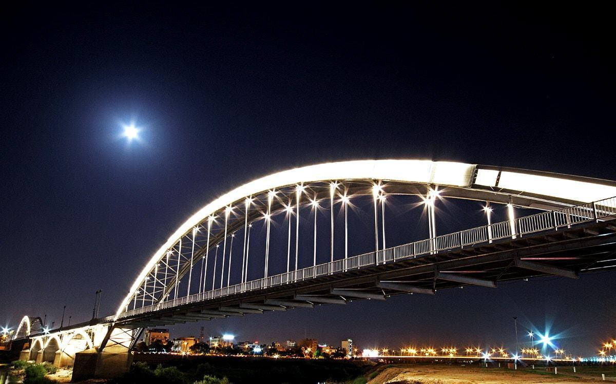Хузестан - Білий міст Ахваза