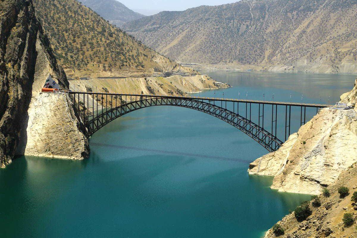 جسر خوزستان - شالو