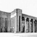 Khuzestan-Apadana Palace of Susa