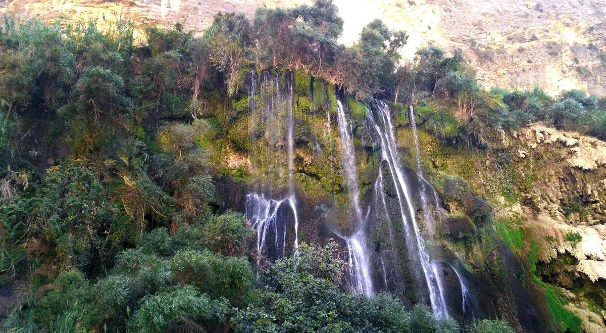 Khuzestan-Cascata Shevi