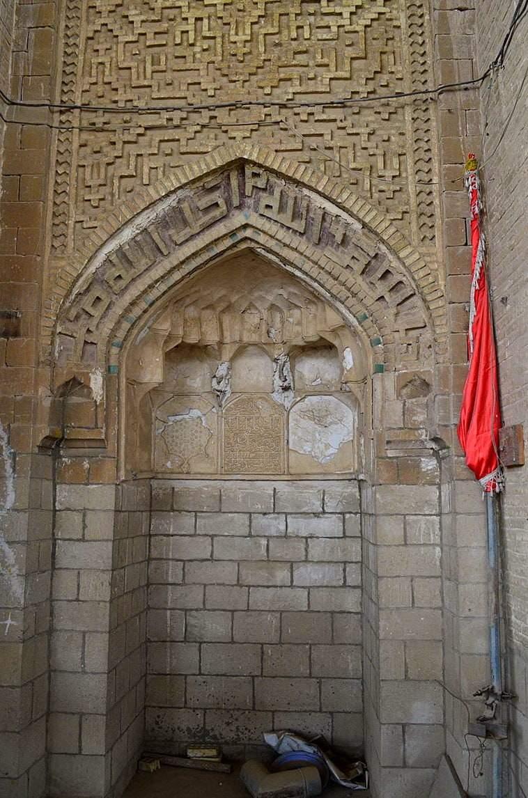 Խուզեստան-Ջամե Շուշթար մզկիթ
