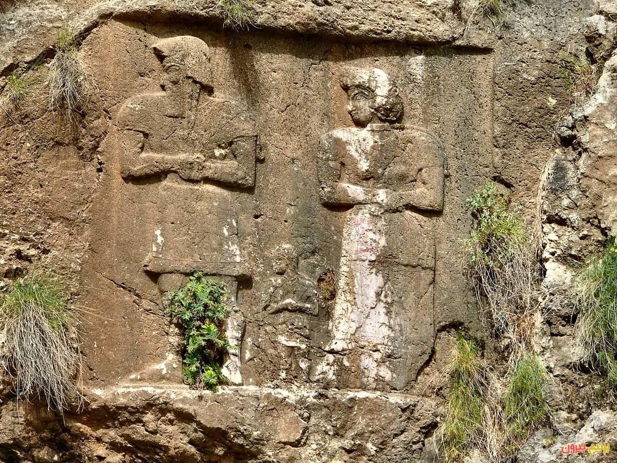 Khuzestan-La Grotta Di Eshkoft-E Salman